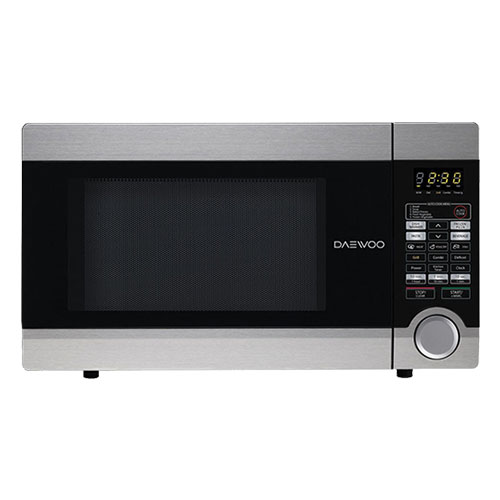 Daewoo Microwave Oven with  Grill 31L Touch Control [KOR-1N4A]