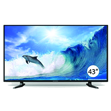 "Daewoo 43"" Full HD LED TV [LE43R630VTM]"
