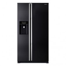 Daewoo Refrigerator 608L AMERICAN STYLE FRIDGE FREEZER WITH ICE AND WATER [FRAX22D3B]