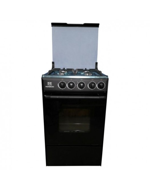 NASCO GAS COOKER SNIPER MODEL BLACK [SNIPER-B GC- BLACK]