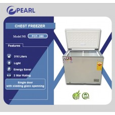 Pearl 320L Chest Freezer -PCF-380