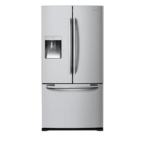 SAMSUNG Double Door Bottom Freezer (FRENCH DOOR FRIDGE) [RF62DESL1]